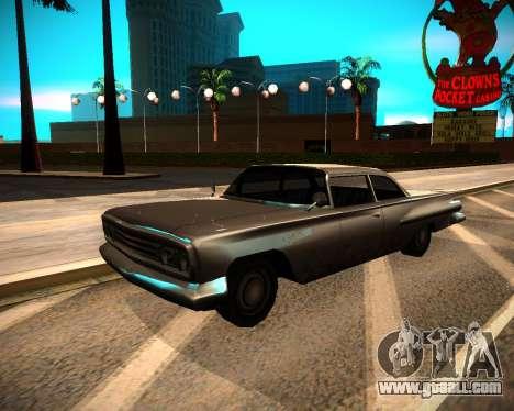 ENB GreenSeries for GTA San Andreas forth screenshot