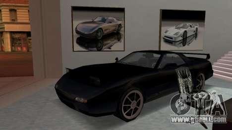 Beta ZR-350 Final for GTA San Andreas