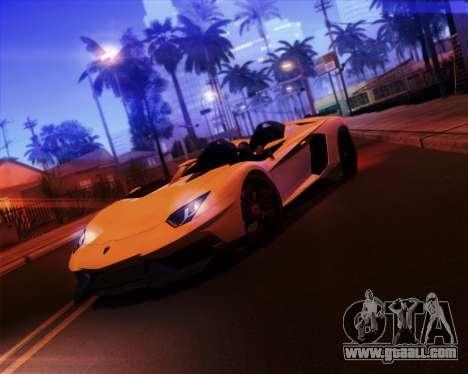iNFINITY ENB for GTA San Andreas seventh screenshot