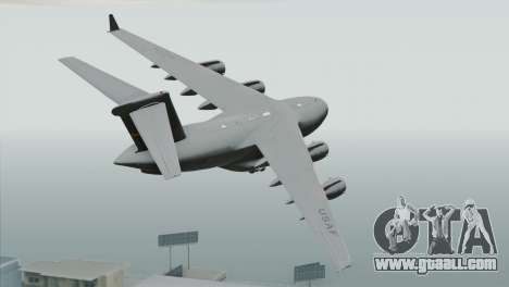 C-17A Globemaster III USAF March for GTA San Andreas