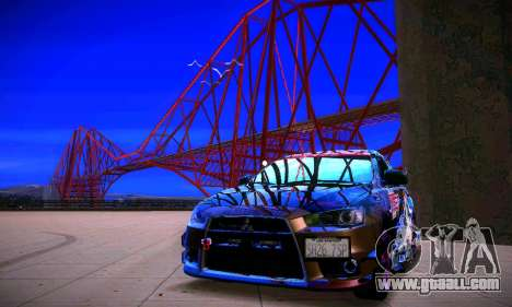 ANCG ENB v2 for GTA San Andreas fifth screenshot
