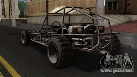 GTA 5 Dune Buggy IVF for GTA San Andreas left view