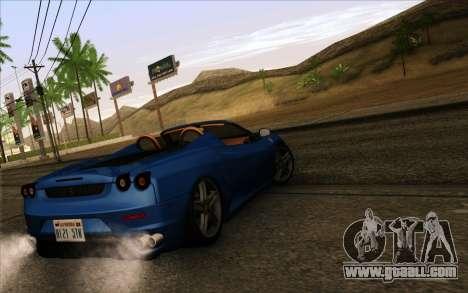 GTA 5 ENB by Dizz Nicca for GTA San Andreas third screenshot