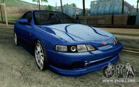 Honda Integra Type R 2000 Stock for GTA San Andreas