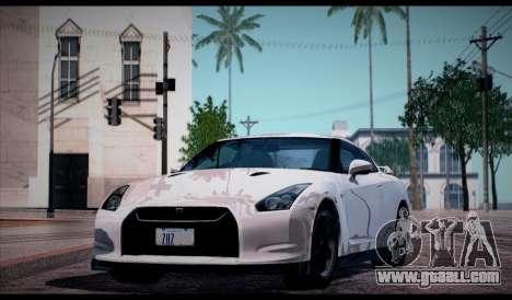 Smooth Realistic Graphics ENB 4.0 for GTA San Andreas