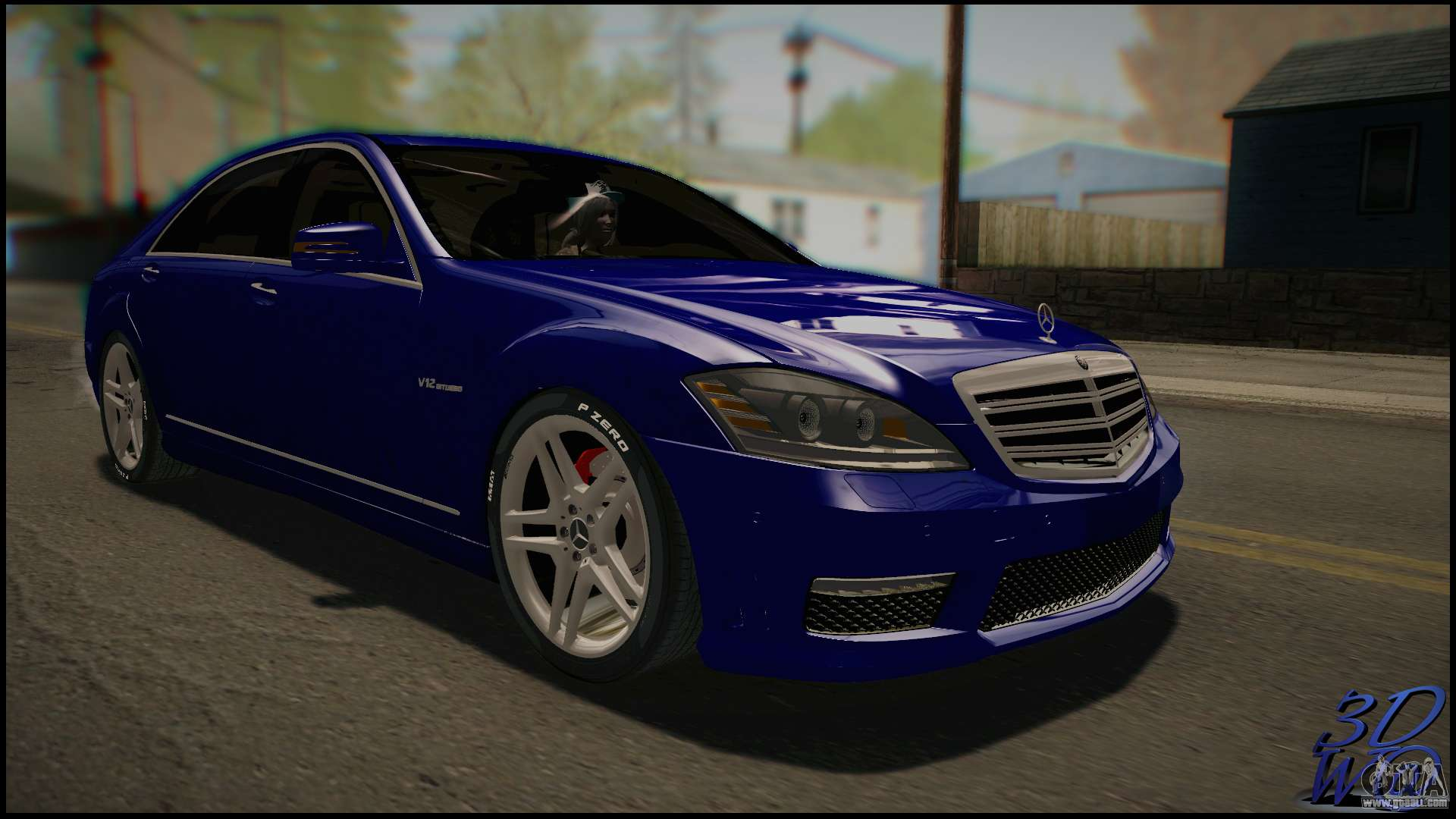 Mercedes benz s65 amg 2012 road version for gta san andreas for Mercedes benz amg s65