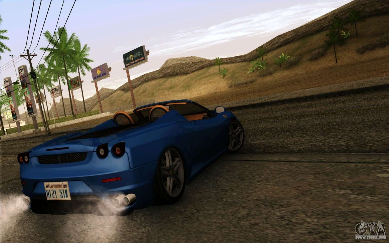 GTA 5 ENB by Dizz Nicca for GTA San Andreas