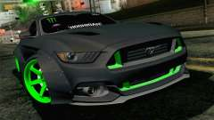 Ford Mustang 2015 Monster Edition