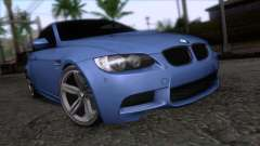 BMW M3 E92 for GTA San Andreas