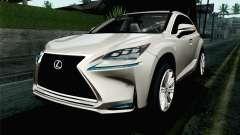 Lexus NX 200T v5