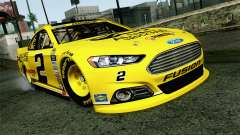 NASCAR Ford Fusion 2013 v4 for GTA San Andreas