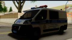 Fiat Ducato DPS STSI for GTA San Andreas