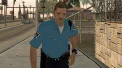 Israeli Police Officer for GTA San Andreas