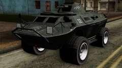 GTA 4 TBoGT Swatvan v2