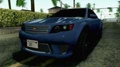 GTA 5 Cheval Fugitive HQLM