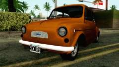 Fiat 600 for GTA San Andreas