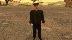 Colonel of the Russian army for GTA San Andreas