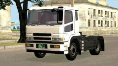 Mitsubishi Fuso Super Great FP-R for GTA San Andreas