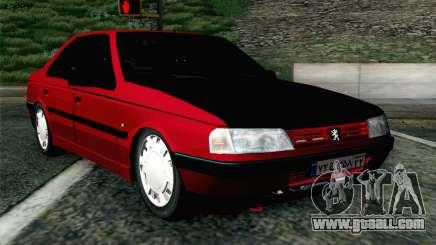 Peugeot 405 Tuning for GTA San Andreas
