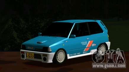 Suzuki Alto Works RS/R for GTA San Andreas