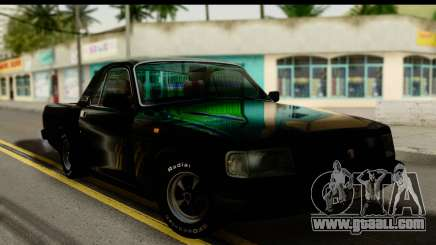 GAZ 31029 Pickup for GTA San Andreas