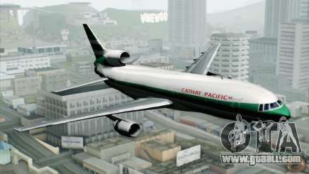 Lookheed L-1011 Cathay P for GTA San Andreas