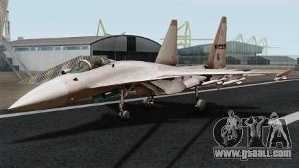 SU-37 UPEO for GTA San Andreas