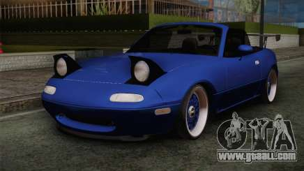 Mazda Miata Cabrio v2 for GTA San Andreas