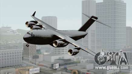 C-17A Globemaster III RAAF for GTA San Andreas