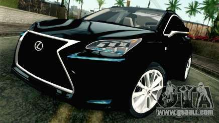 Lexus NX 200T v4 for GTA San Andreas