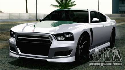 GTA 5 Bravado Buffalo S v2 for GTA San Andreas