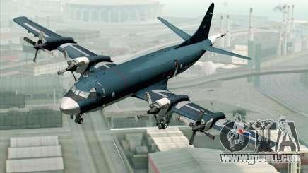 Lockheed P-3 Orion MLD 312 for GTA San Andreas