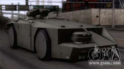 Alien APC M577 for GTA San Andreas