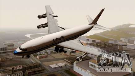 Boeing 707-300 Luftwaffe for GTA San Andreas