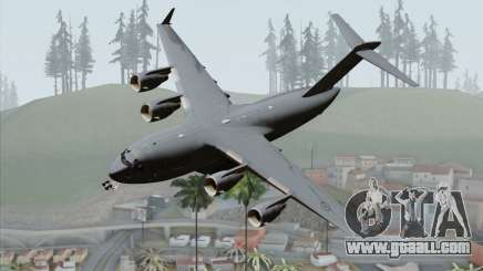 C-17A Globemaster III RCAF for GTA San Andreas