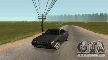 NISSAN Cefiro (A31) for GTA San Andreas