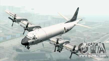 Lockheed P-3 Orion VP-11 US Navy for GTA San Andreas