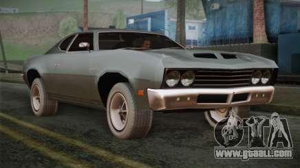 FlatOut 2 Scorpion for GTA San Andreas