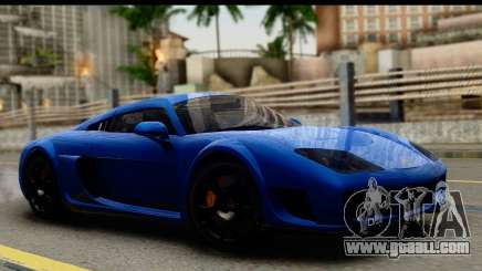 Noble M600 2010 IVF АПП for GTA San Andreas