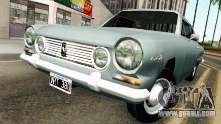 Renault Torino for GTA San Andreas