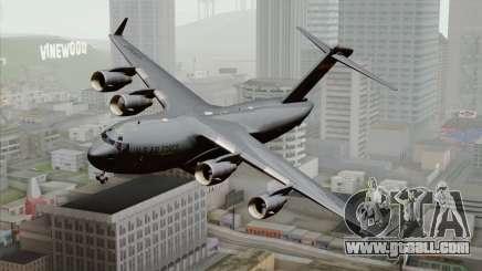 C-17A Globemaster III USAF Hickam for GTA San Andreas