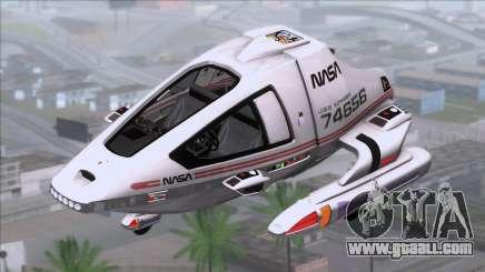 Shuttle v2 Mod 1 for GTA San Andreas