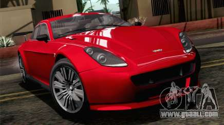 GTA 5 Dewbauchee Exemplar SA Mobile for GTA San Andreas
