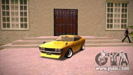 Toyota Celica LB 2000GT (RA25) for GTA San Andreas