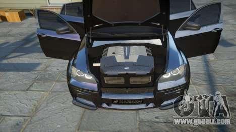 HAMANN BMW X6 2011 Tycoon EVO M v1.0 TSE for GTA 4 side view