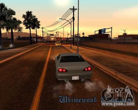Project 2dfx 2.5 for GTA San Andreas ninth screenshot