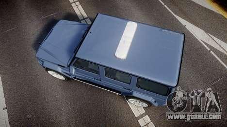 Mercedes-Benz B65 Brabus [ELS] for GTA 4 right view
