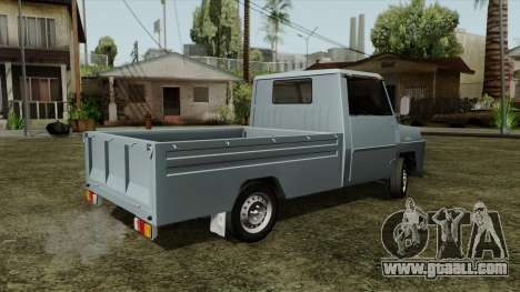 Toyota Kijang KF10 for GTA San Andreas left view