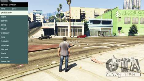 GTA 5 Native Trainer