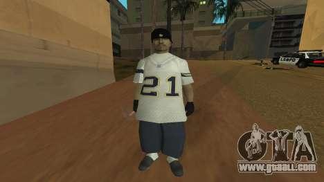 Los Santos Vagos Skin Pack for GTA San Andreas